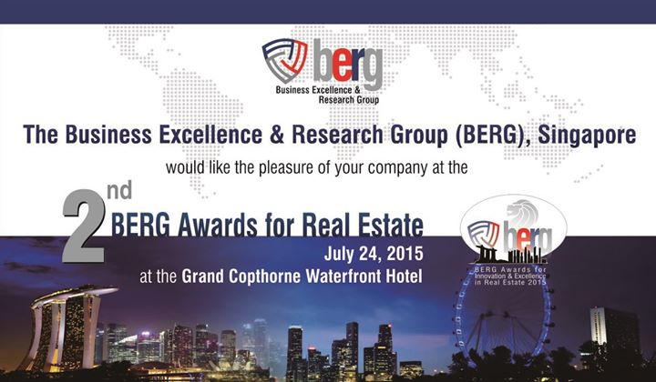 BERG RE Awards Logo